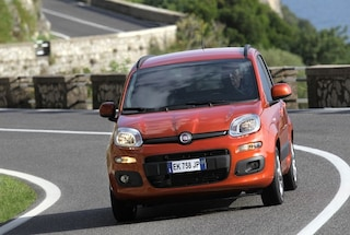 """L'Automobil Club tedesco premia la Panda a metano: """"Inquina meno di alcune auto elettriche"""""""