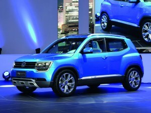 S o Paulo, International Automobile Trade Show 2012, Pressekonferenz Volkswagen AG