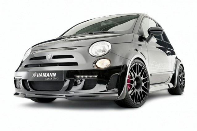 Dopo La Fiat 500s Ecco Il Kit Sportivo By Hamann