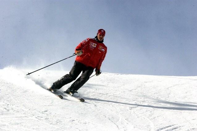 MIchael Schumacher. A sei anni dall'incidente sugli sci non è mai più apparso in pubblico / LaPresse