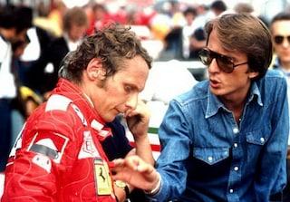 """Louis Camilleri ricorda Lauda: """"Aveva talento e coraggio, farà sempre parte della leggenda Ferrari"""""""
