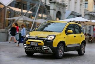 Fiat Panda senza limiti, è l'auto più venduta e ricercata sul web