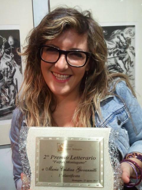 'Come fiore di ciliegio' racconto primo classificato al Concorso Letterario 'Faifoli Montagano' che ha come protagonista una donna coraggio come Franca De Candia