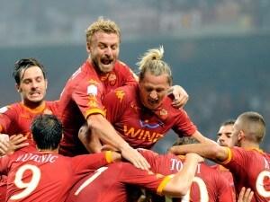 roma esulta