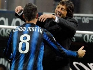 Thiago Motta in nazionale