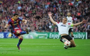 Barcellona-Manchester United