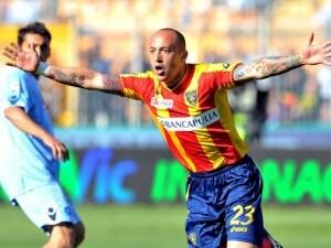 Lecce-Napoli 2-1, video dei gol, cronaca e tabellino: l'esultanza di Chevanton