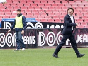 Mazzarri alla Juventus, il tecnico vuole portare con sè Lavezzi
