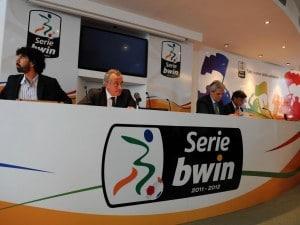 Sorteggio calendario Serie B bwin 2011-2012