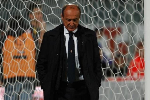 Delio Rossi aggredisce Adem Ljajic durante Fiorentina-Novara (VIDEO)
