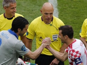Srna vs Buffon