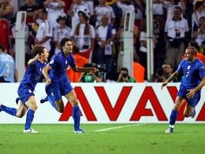 semifinale del '70, finale '82, semifinale 2006