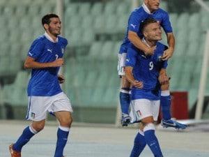 Svezia-Italia 2-3
