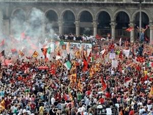 Il Milan cambia sede