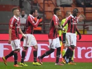 I risultati della 21a Giornata di Serie A 2012/2013 (FOTO)