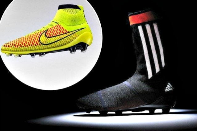 scarpe da calcio adidas video