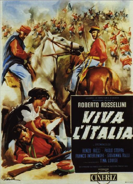 roberto rossellini viva l'italia