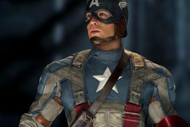Protagonista del film Capitan America