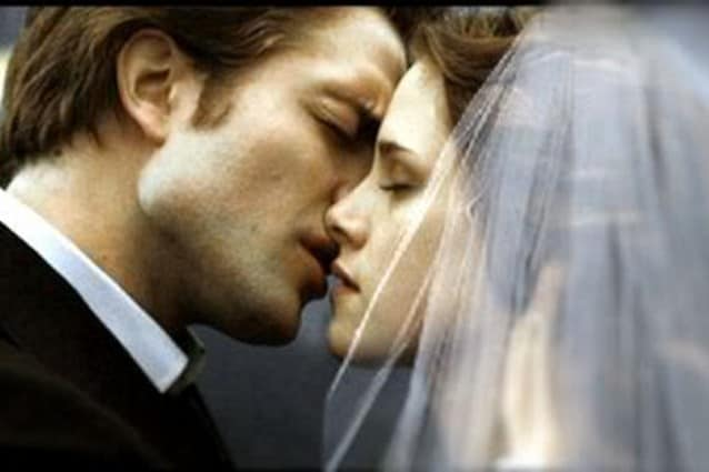 edward e bella si sposano