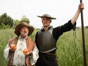 Quijote - Dalla e Servillo