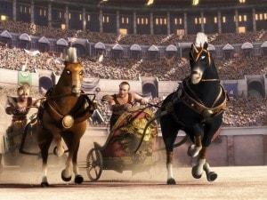 Gladiatori di roma d il nuovo kolossal di straffi