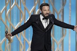 Golden Globe 2013 a sorpresa: trionfa Argo di Ben Affleck