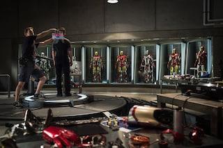 """""""Iron Man 3"""": un clamoroso dietro le quinte ci svela tutti i segreti del film"""