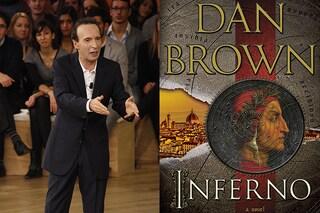"""Dan Brown chiama Roberto Benigni per il film di """"Inferno"""""""