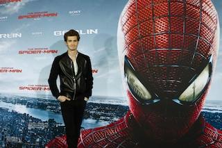 Il sogno di Andrew Garfield è interpretare uno Spiderman gay