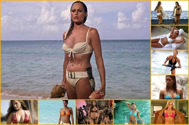 Qual è il miglior bikini della storia del cinema?