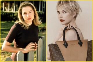 Michelle Williams, da Jen di Dawson's Creek a diva sofisticata per Vuitton