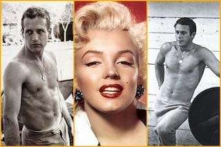 Marilyn, Paul Newman, Steve McQueen: scatti venduti a 1,8 milioni di euro