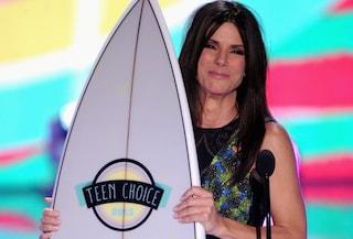 TCA 2013, tutti i premi cinema: da Sandra Bullock a Twilight - Breaking Dawn