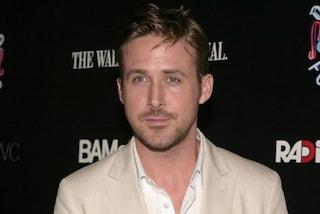 """Ryan Gosling rifiutò il ruolo di Christian in """"50 sfumature"""""""