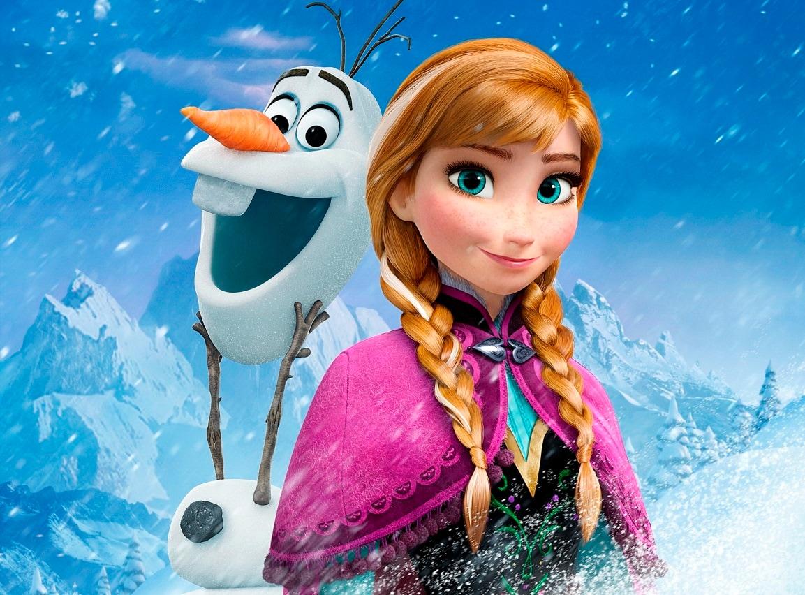 Frozen fever biglietti di auguri da stampare cartoni animati