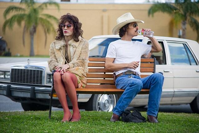 """Dallas Buyers Club"" – Jared Leto e Matthew McCoughaney"