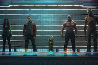 """Ecco i """"Guardians of Galaxy"""" della Marvel, c'è anche Vin Diesel"""