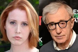 """Woody Allen e le accuse di abusi sulla figlia Dylan: """"Le poggiai la testa sul grembo, niente di più"""""""