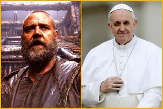 """""""Noah"""": Papa Francesco annulla l'incontro con Russell Crowe e il team del film"""