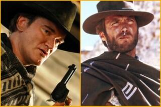 """Cannes 2014, Tarantino celebra Sergio Leone e i 50 anni di """"Per un pugno di dollari"""""""