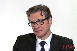 Colin Firth dice parolacce italiane, boom di visite per il video