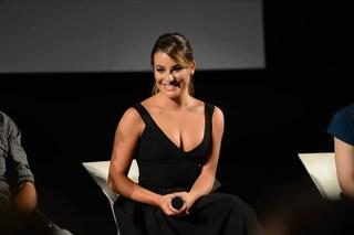 """Lea Michele al Giffoni 2014: """"Il finale di Glee è come me l'aspettavo"""""""