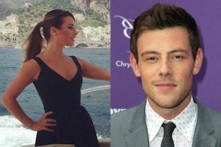 Giffoni, arriva Lea Michele: vietati i poster di Cory Monteith e le domande su di lui