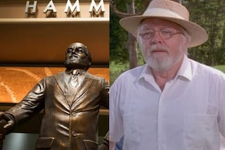 """Il """"Jurassic Park"""" omaggia con una statua il suo """"creatore"""" scomparso"""