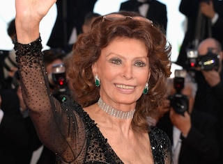 Sophia Loren premiata con il Visionary Award dal Museo dell'Academy