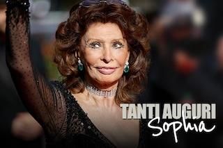 Gli 80 anni di Sophia Loren, la diva che tutto il mondo ci invidia