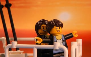 """""""Brick Flicks"""": 14 scene di film famosi rifatte con i mattoncini LEGO (VIDEO)"""