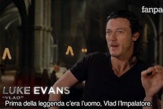 """Nel mondo di """"Dracula Untold"""": interviste al cast (ESCLUSIVA)"""