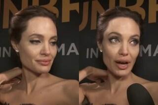 Unbroken, Angelina Jolie piange ricordando Louis Zamperini (VIDEO)