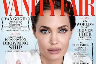 """Angelina Jolie si racconta: """"Il bello di essere la moglie di Brad Pitt"""""""